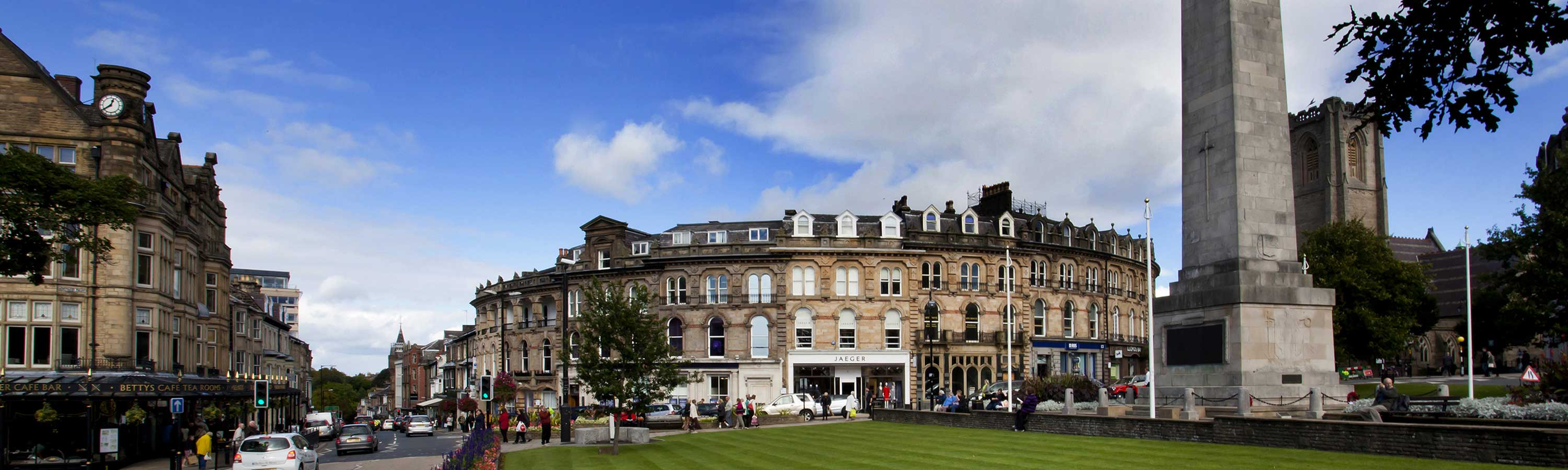 Harrogate Centre Photo
