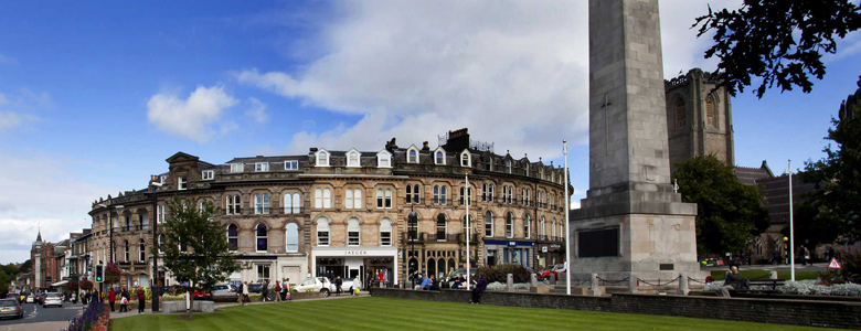 Harrogate Centre Photo - Small